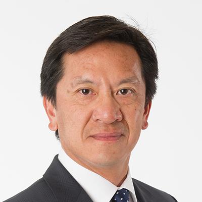 Robert Wong headshot