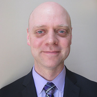 Stephen Weston headshot